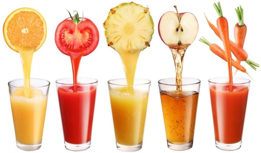 Dlaczego picie świeżych soków jest tak ważne ?