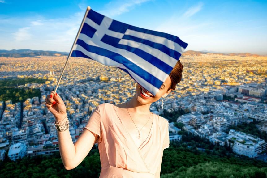 Jeżeli sylwester to tylko w Atenach