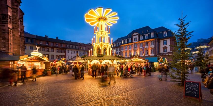 Jarmarki bożonarodzeniowe atrakcją dużych miast