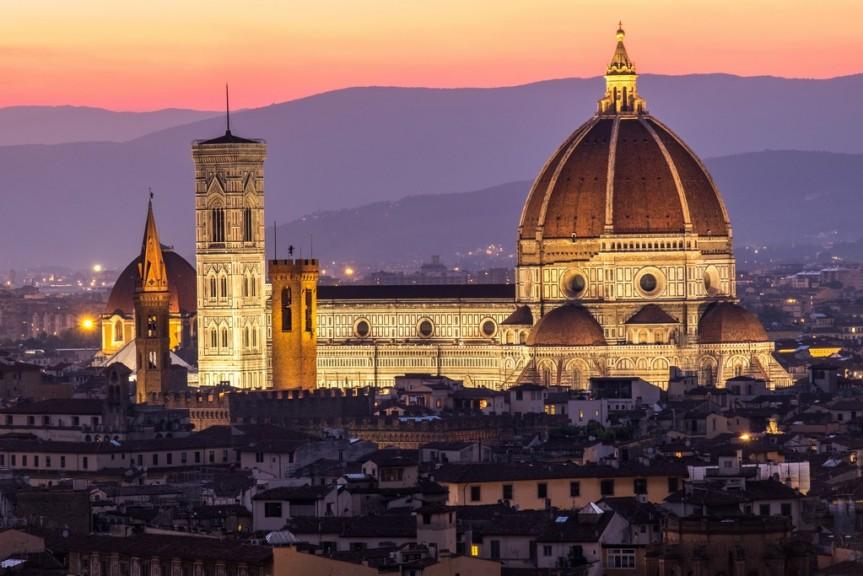 Włochy – miejsca warte odwiedzenia